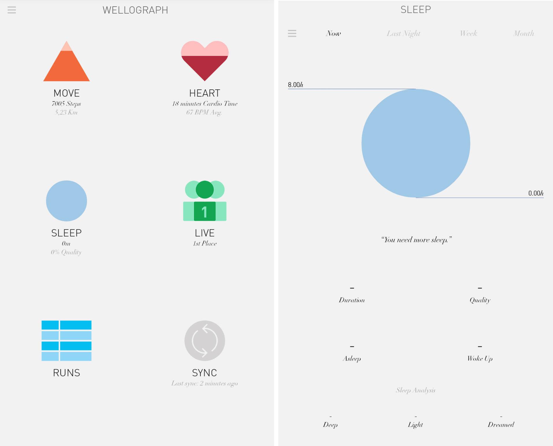 Череда обновлений. Что нового у Lumo lift, Wellograph, Xiaomi и Google fit: прошивки, обновления, версии - 6