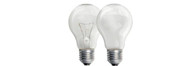 Как сравнить светодиодную лампу и лампу накаливания - 5