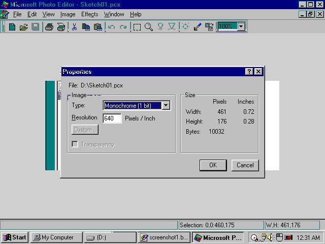 Загружаем картинки на IBM Simon - 13