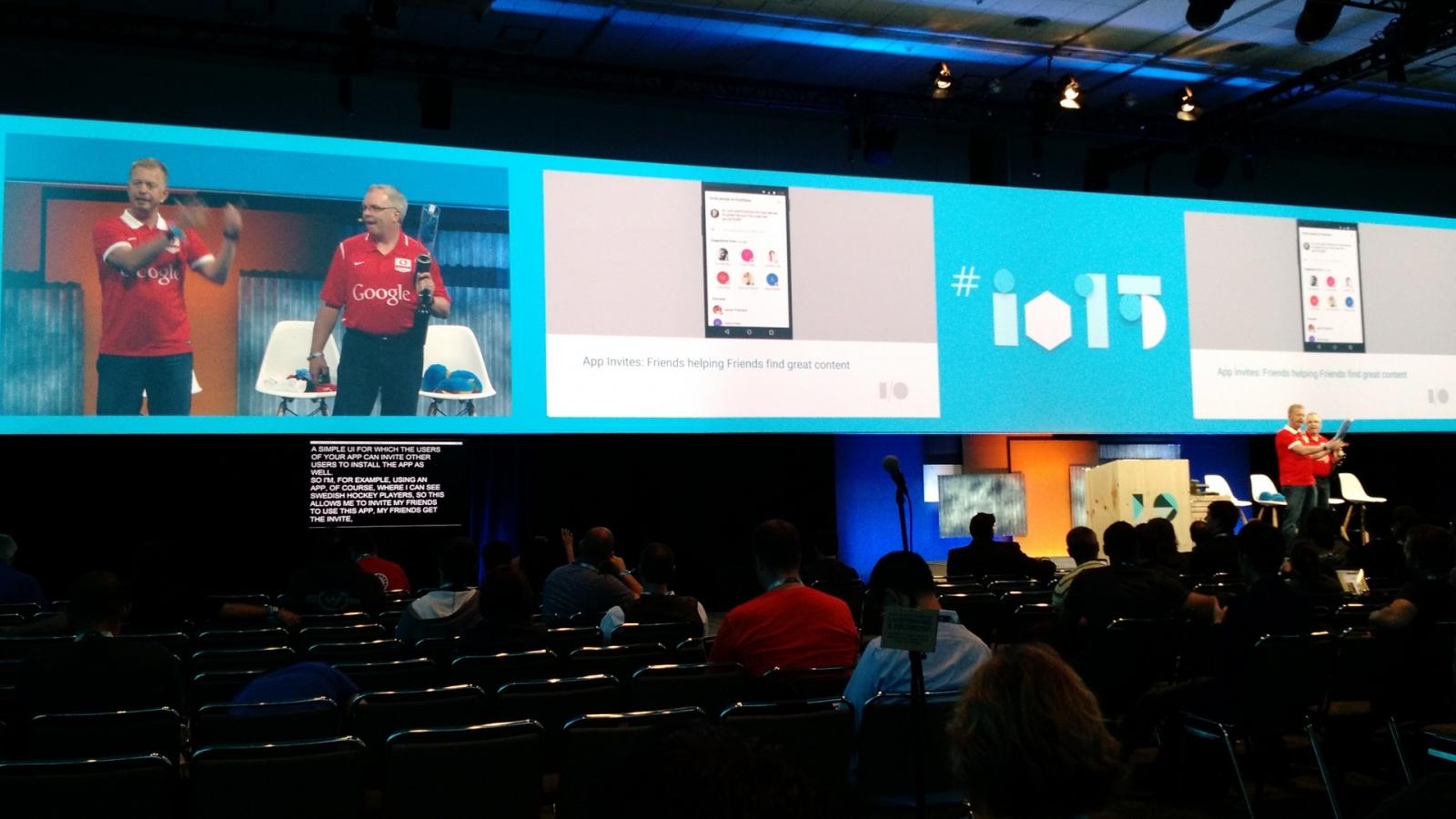 Google I-O 2015 глазами программиста - 20