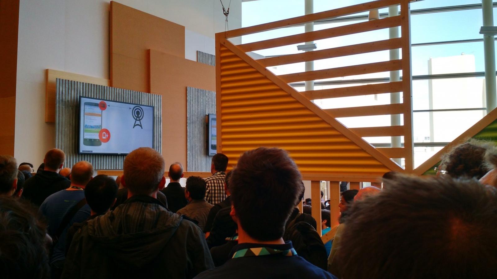 Google I-O 2015 глазами программиста - 21