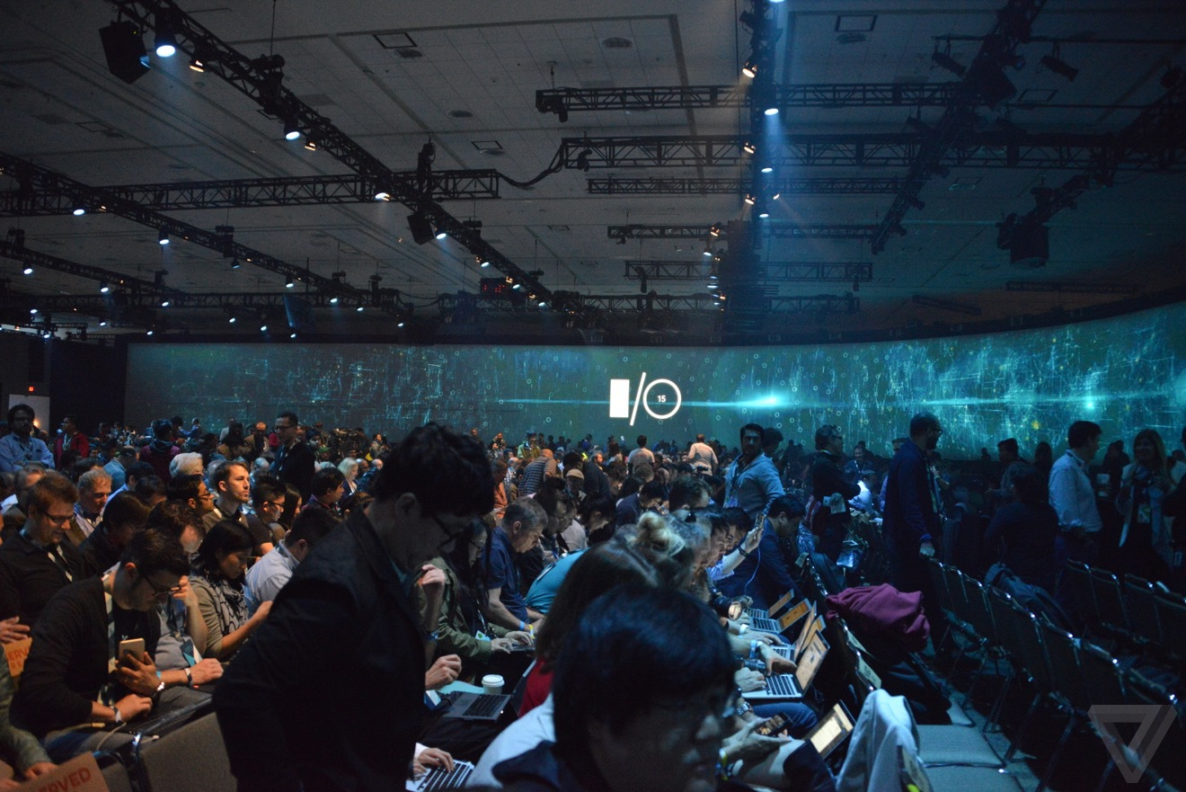 Google I-O 2015 глазами программиста - 4
