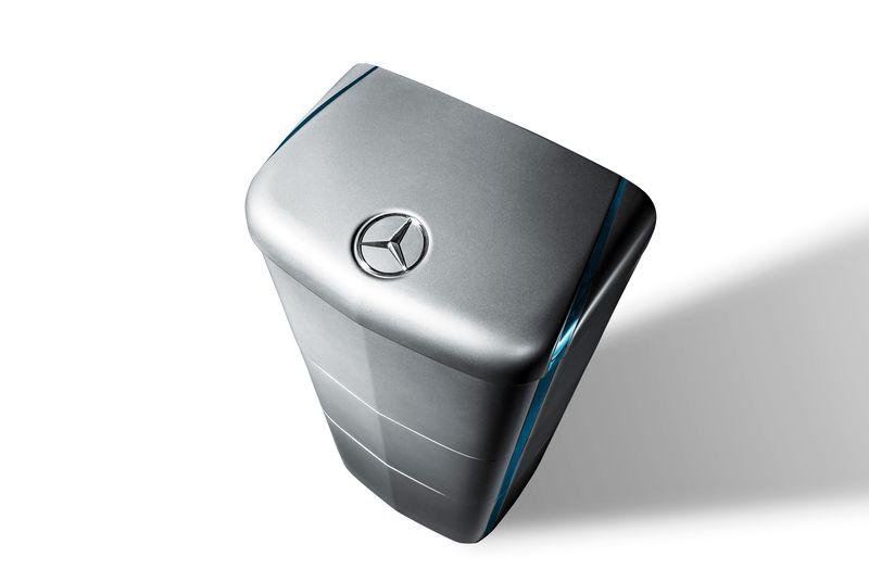 Mercedes начал производство собственных аккумуляторных систем для дома - 1