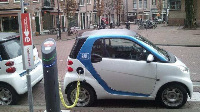 Электротранспорт в Голландии - 2