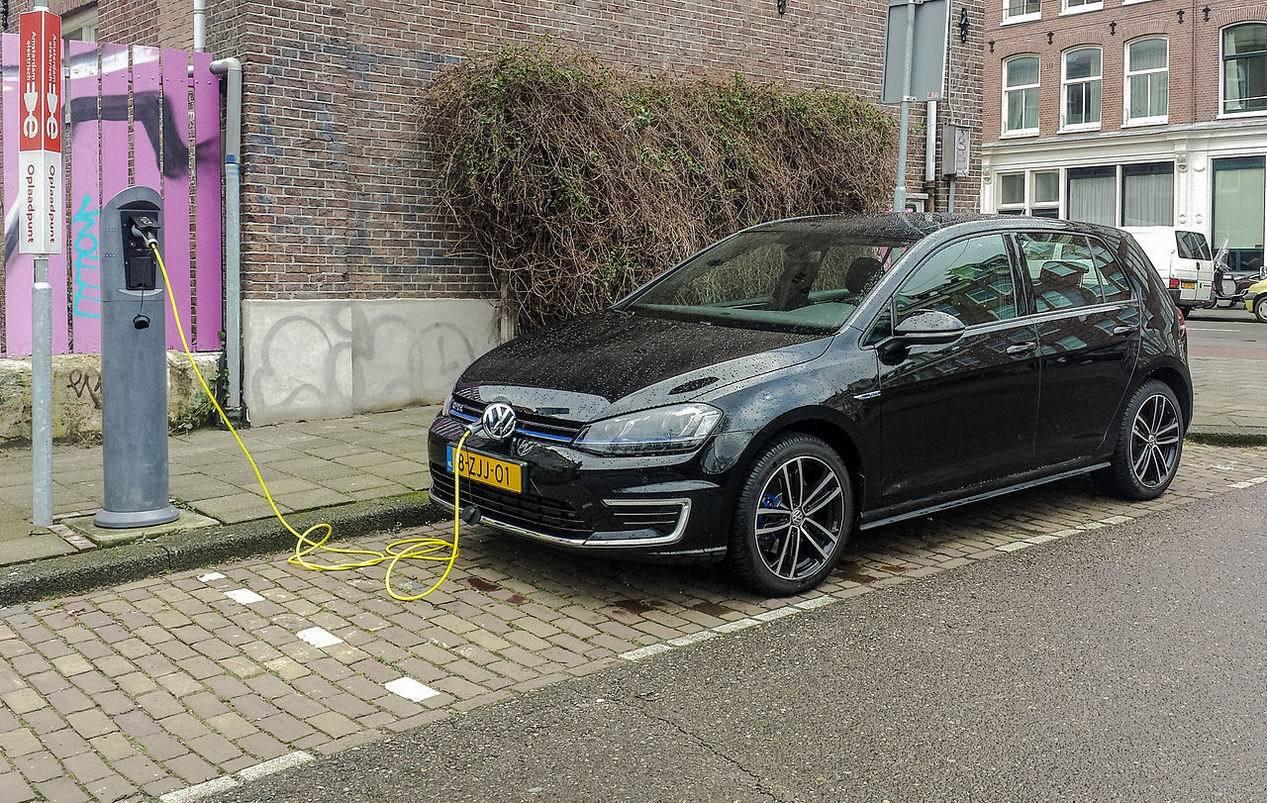 Электротранспорт в Голландии - 4