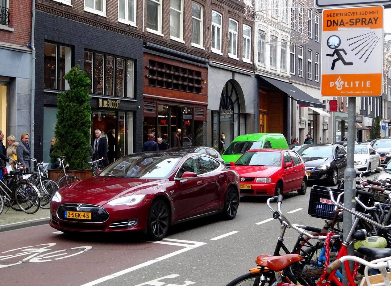 Электротранспорт в Голландии - 7