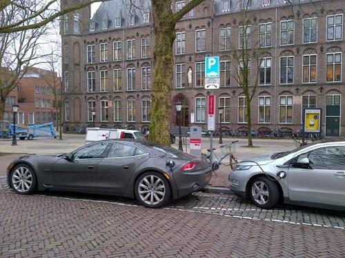 Электротранспорт в Голландии - 1