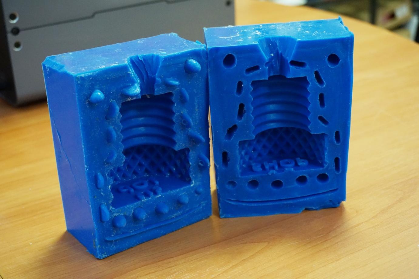Совет 1: Как в домашних условиях лить детали из пластмассы 5