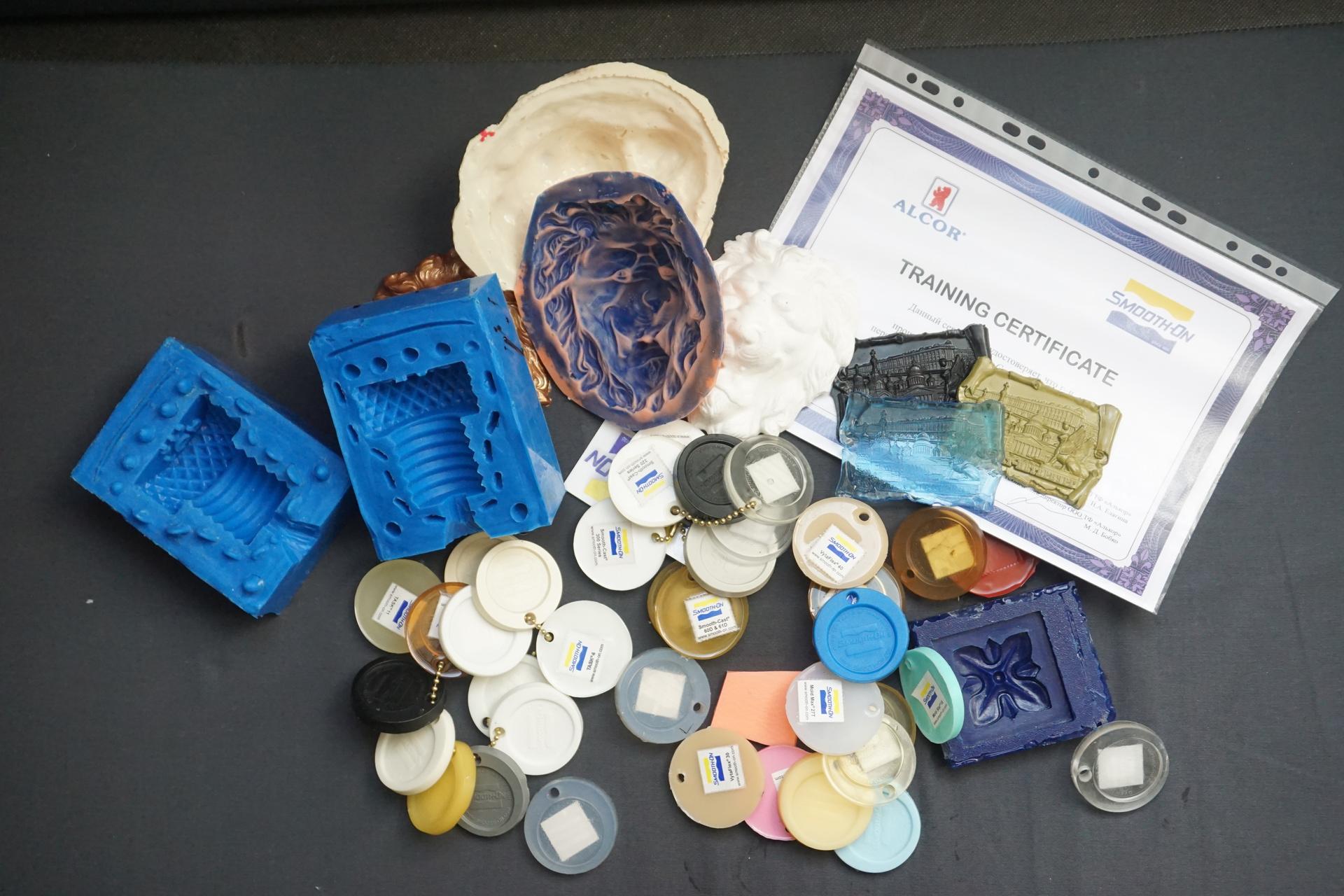 Литье пластмасс в силикон — доступное мелкосерийное производство в домашних условиях - 7