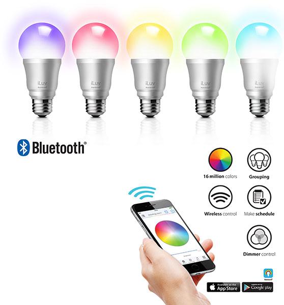 Цена iLuv Rainbow7 — $40