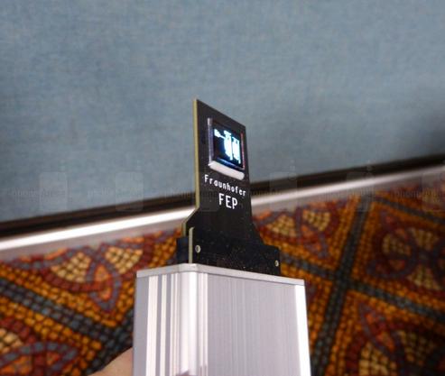 панель OLED 1667 ppi