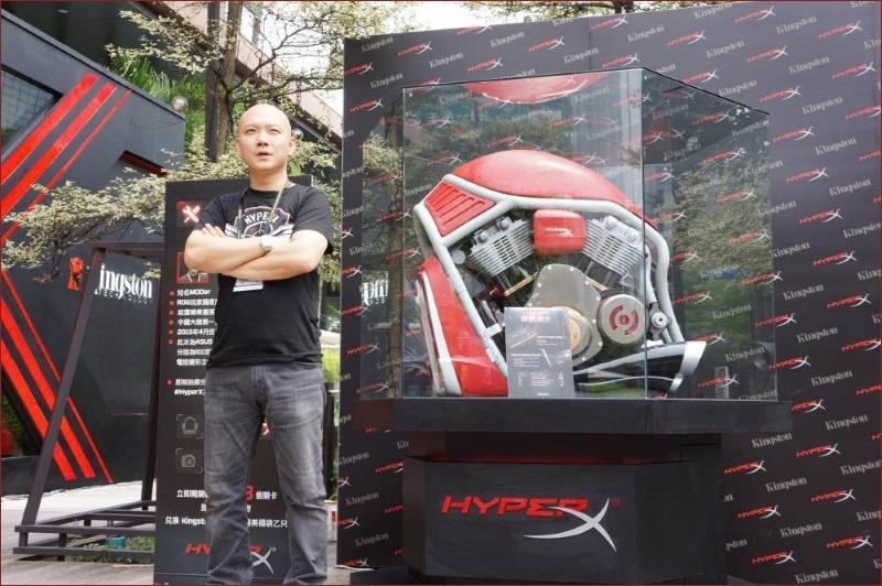 [Computex 2015] Павильон HyperX на выставке - 5