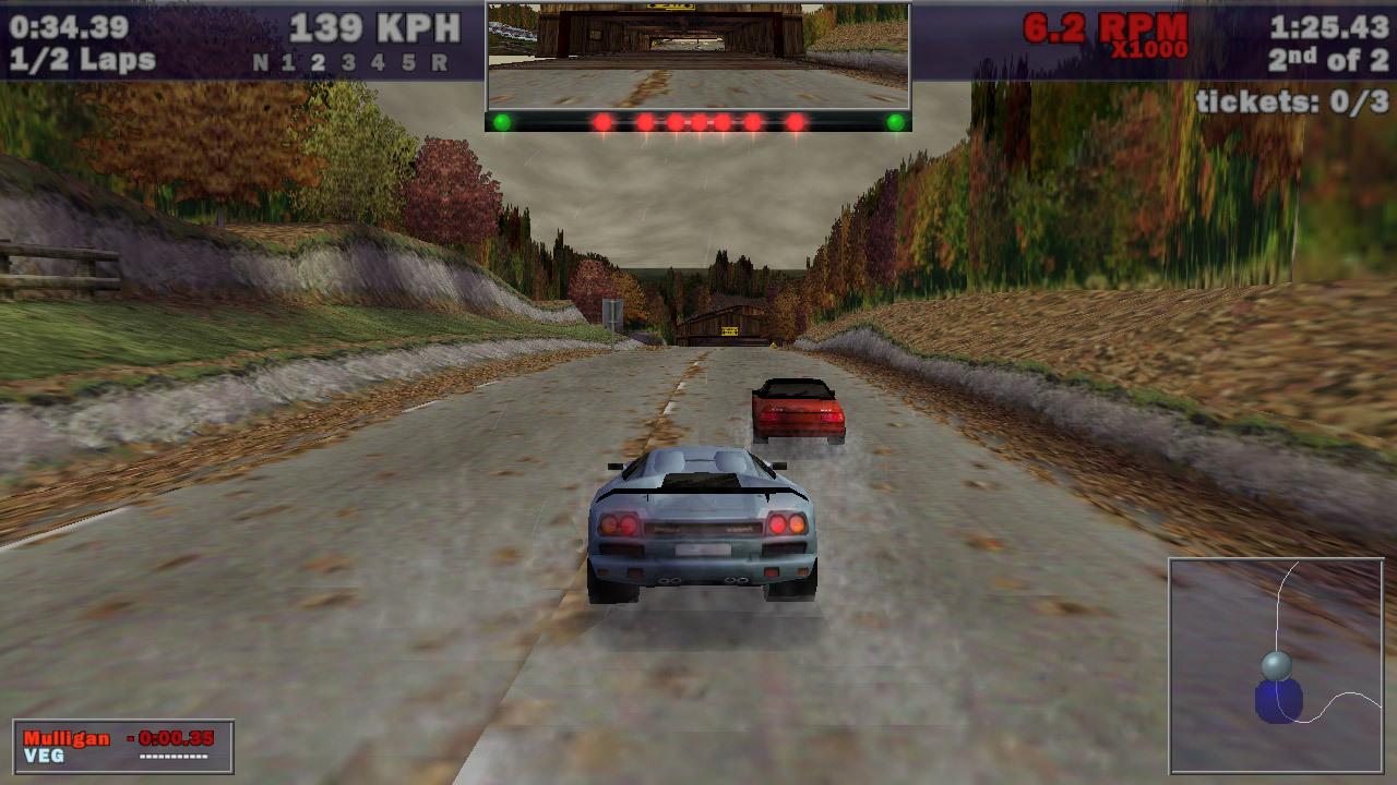 Need For Speed III Modern Patch: более 100 изменений без исходных кодов - 4