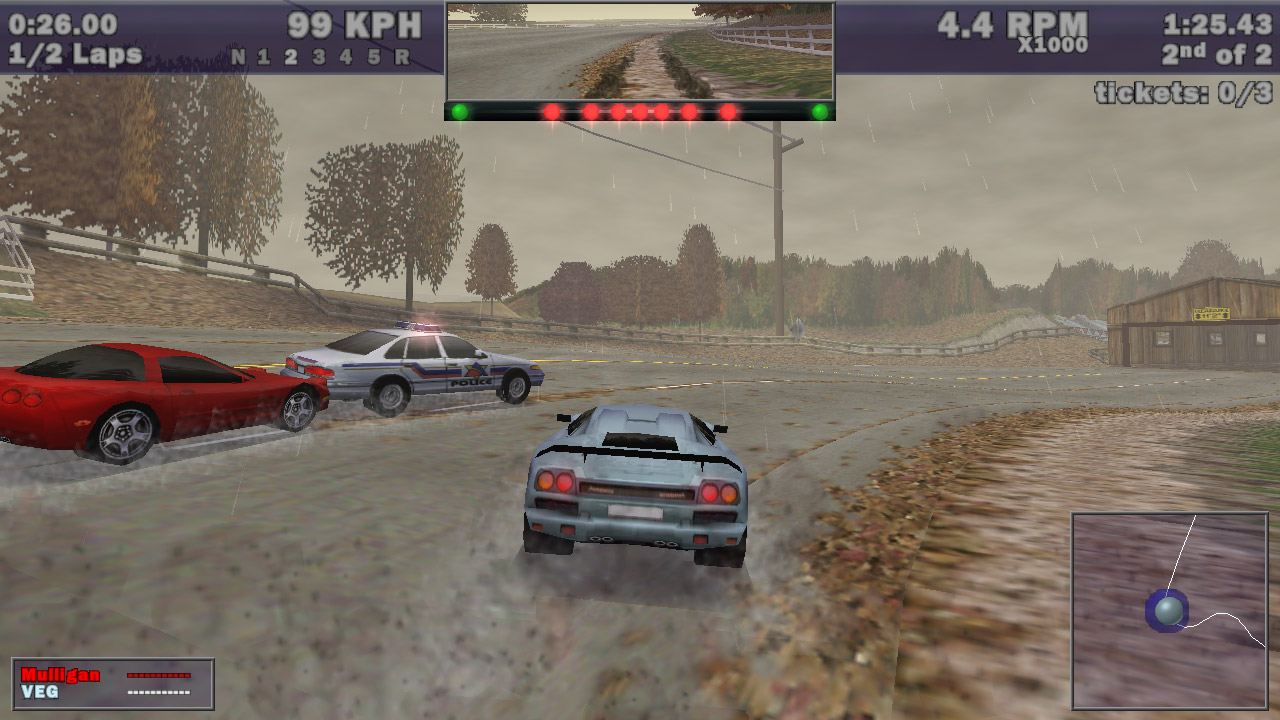 Need For Speed III Modern Patch: более 100 изменений без исходных кодов - 5