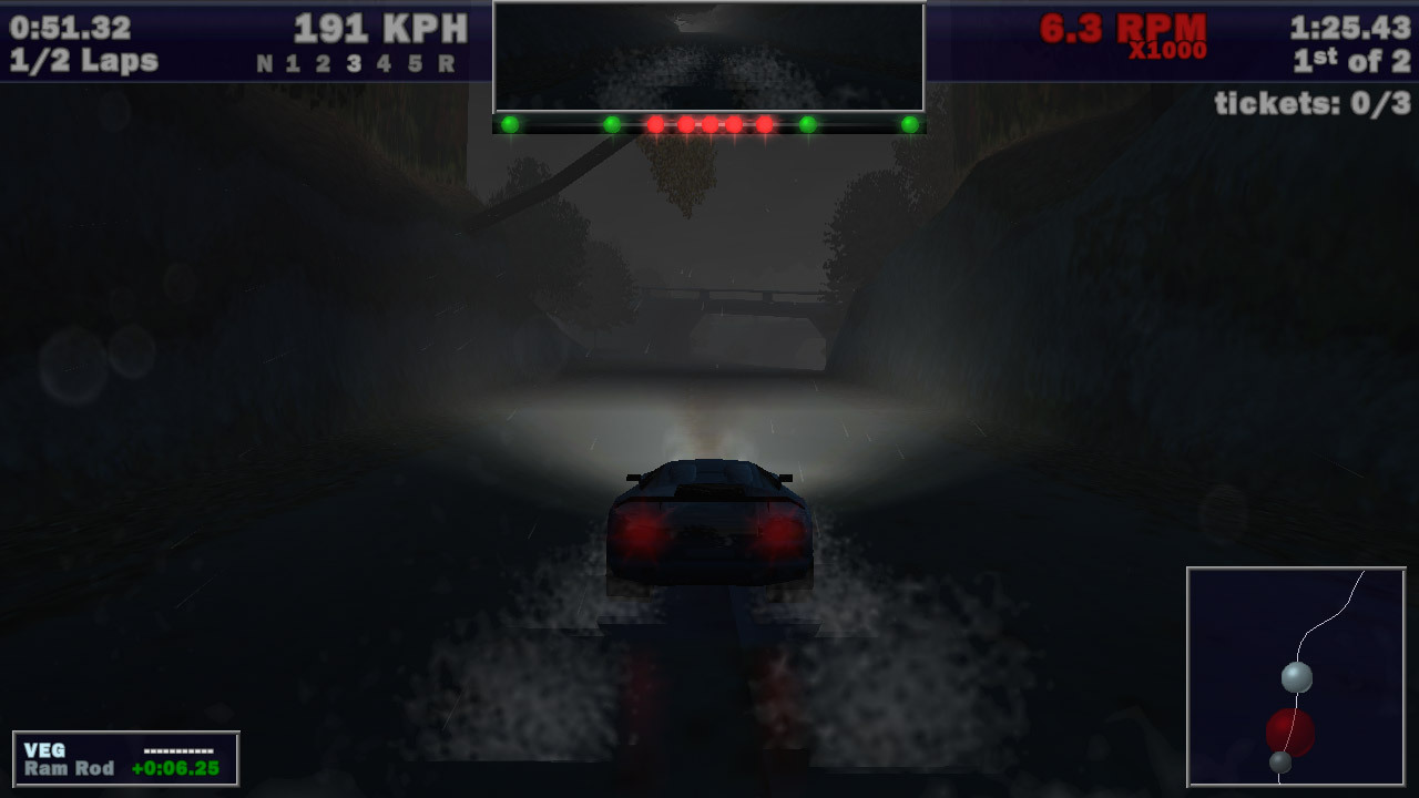 Need For Speed III Modern Patch: более 100 изменений без исходных кодов - 6