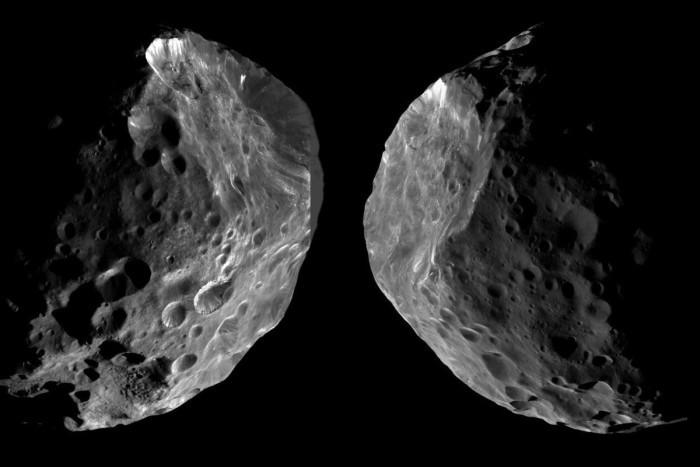 Астрономы изучили самое дальнее кольцо Сатурна - 2
