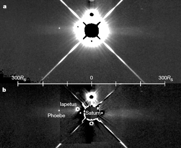Астрономы изучили самое дальнее кольцо Сатурна - 3