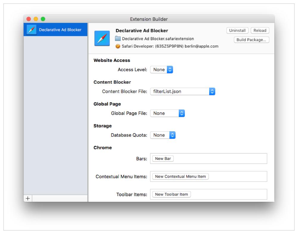 Мобильный браузер Safari научился блокировать рекламу - 2