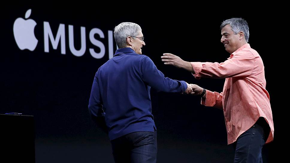 Сервис Apple Music стал предметом расследования - 1