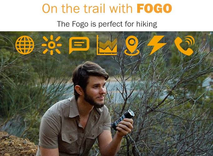 Fogo: универсальная система для путешественников - 2