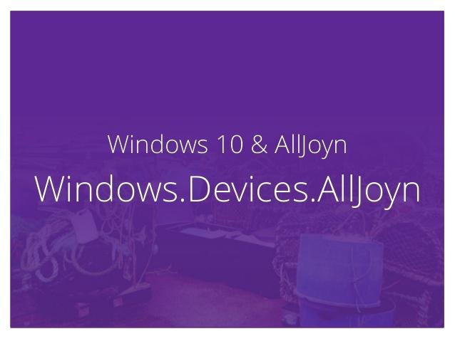 Windows 10 застолбит «Майкрософту» участок посреди интернета вещей - 1