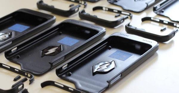 чехол повышает время работы смартфона, используя энергию излучаемых им радиоволн