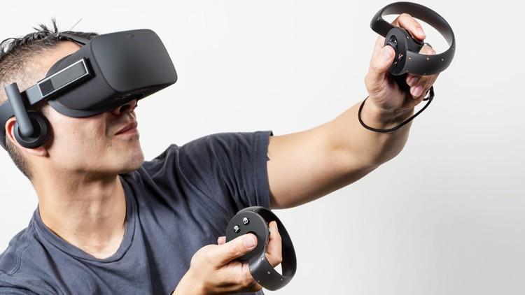 Состоялась презентация коммерческой версии шлема Oculus Rift 1.0 - 13