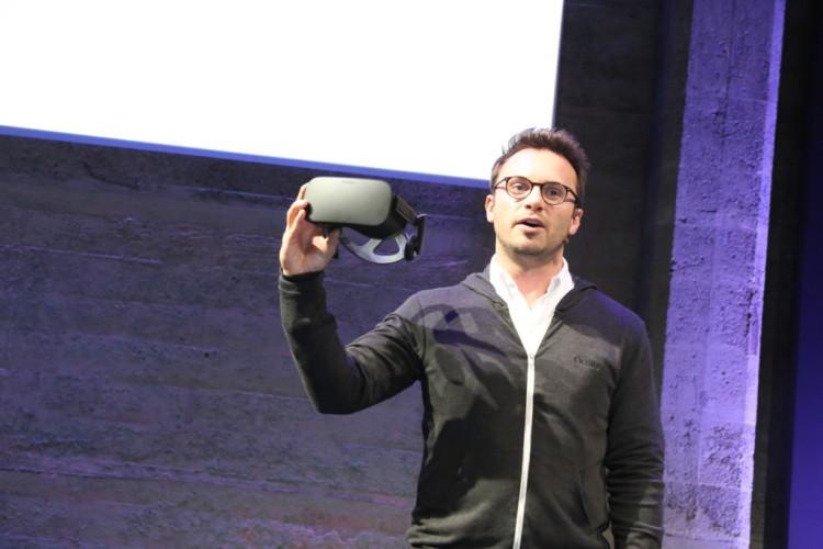 Состоялась презентация коммерческой версии шлема Oculus Rift 1.0 - 3
