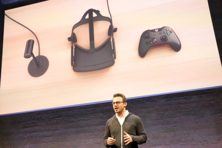 Состоялась презентация коммерческой версии шлема Oculus Rift 1.0 - 4