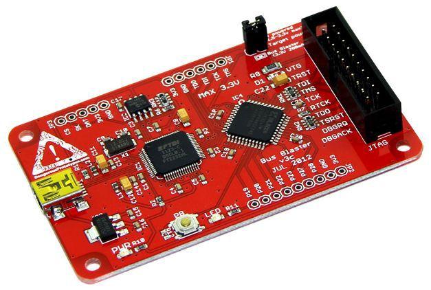 Bus Blaster — универсальный скоростной bit-bang интерфейс для терпеливых энтузиастов - 1