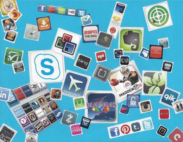25% установленных мобильных приложений никто не использует - 1