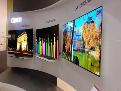 Сейчас процент выхода годных телевизионных панелей OLED разрешением 4K производства LG Display равен 65%