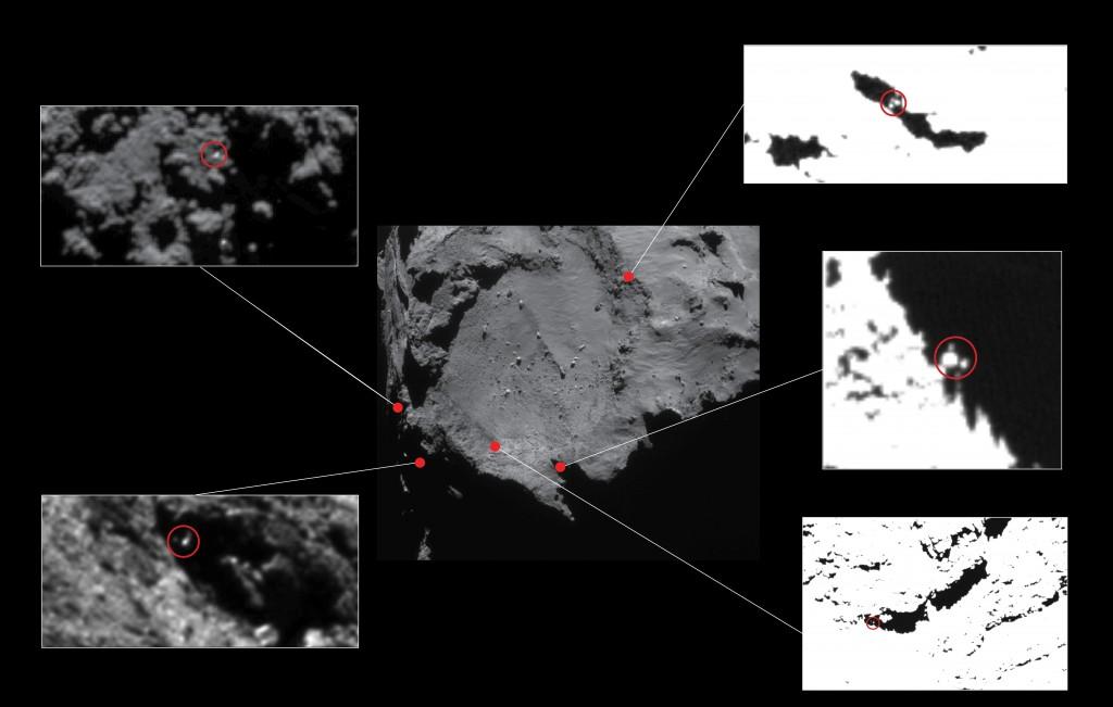 Зонд Philae вошел в рабочий режим и передает данные на Землю (обновляется) - 2