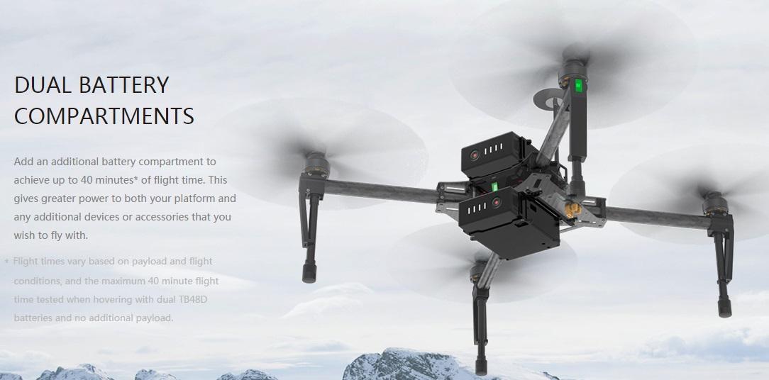DJI Matrice 100: может летать 40 минут и уворачивается от помех - 9