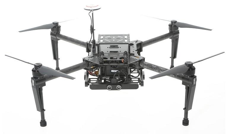 DJI Matrice 100: может летать 40 минут и уворачивается от помех - 1