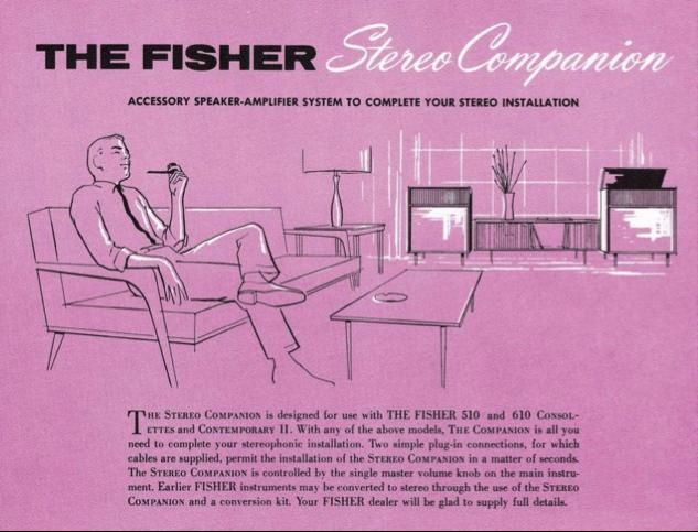 Домашний оркестр: история Hi-Fi стерео в послевоенной Америке. Часть 1 - 3