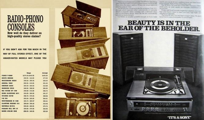 Домашний оркестр: история Hi-Fi стерео в послевоенной Америке. Часть 1 - 4