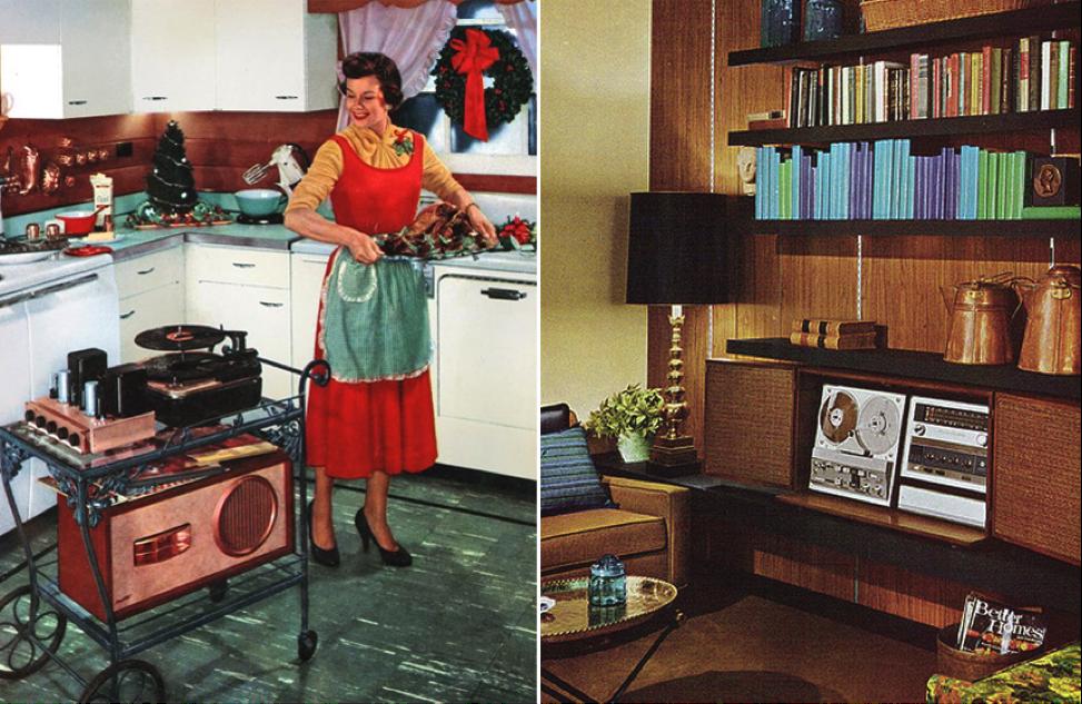 Домашний оркестр: история Hi-Fi стерео в послевоенной Америке. Часть 1 - 6