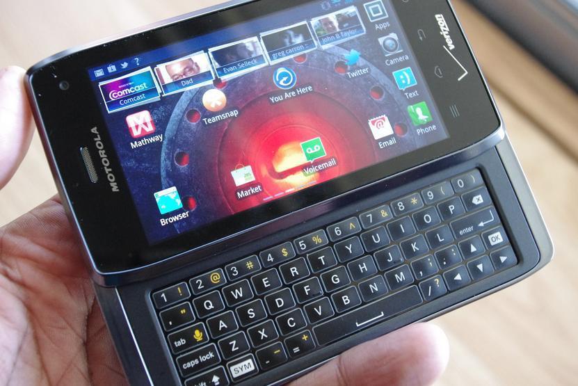 Последние из могикан: QWERTY-смартфоны с Android 2012 — 2015 годов - 2