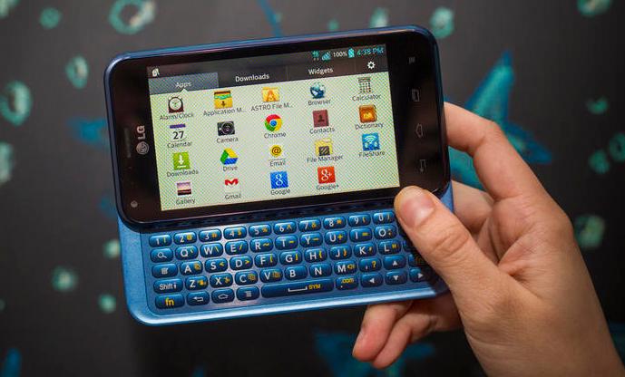 Последние из могикан: QWERTY-смартфоны с Android 2012 — 2015 годов - 5