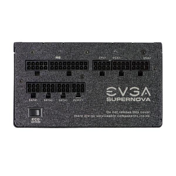 Блоки питания Evga SuperNova 550 G2 и Evga SuperNova 650 G2 имеют сертификат 80 Plus Gold