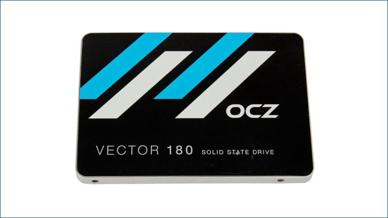 Тестирование твердотельного накопителя OCZ Vector 180 - 3