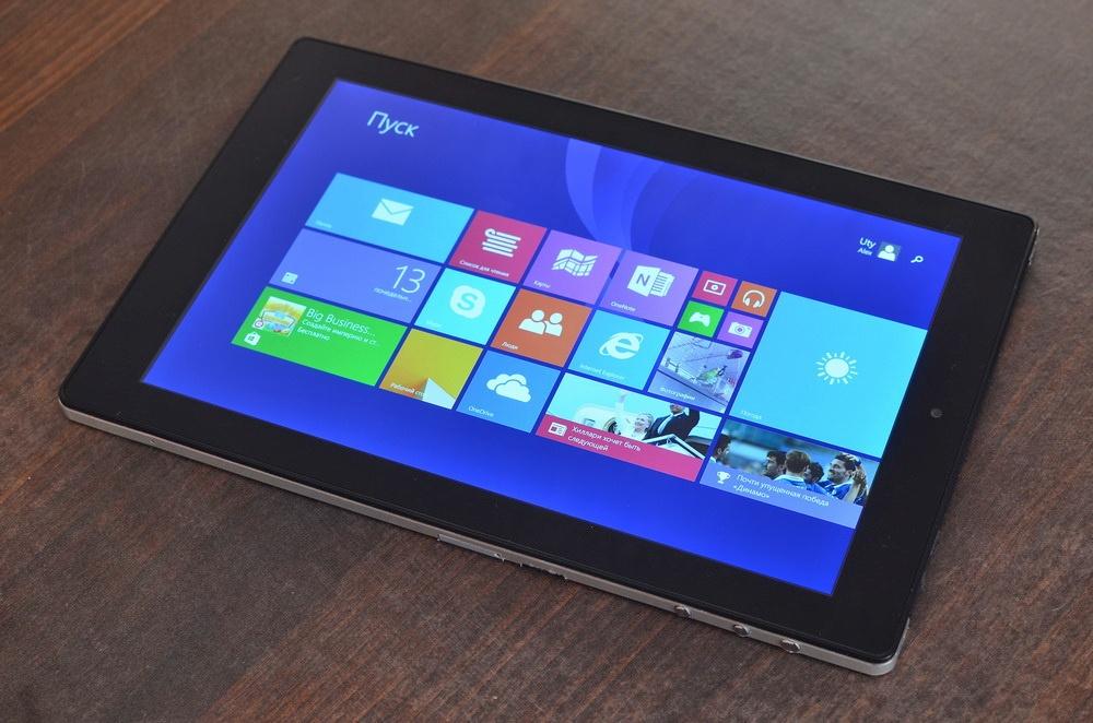 Тестируем bb-mobile Techno W8.9 3G: стеклянный 4х-ядерный планшет на Windows 8.1 - 11