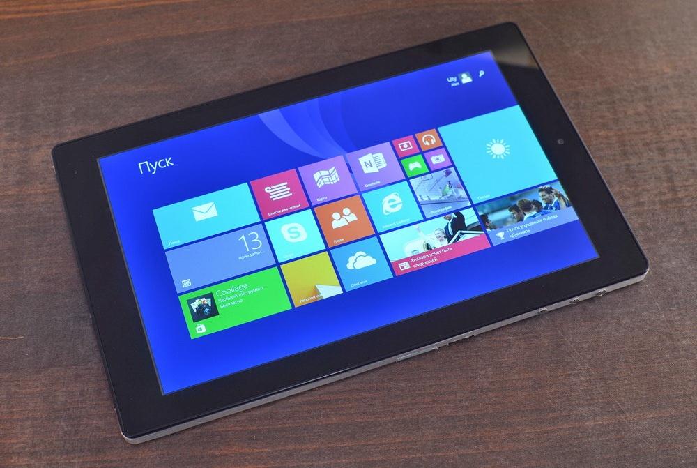 Тестируем bb-mobile Techno W8.9 3G: стеклянный 4х-ядерный планшет на Windows 8.1 - 6