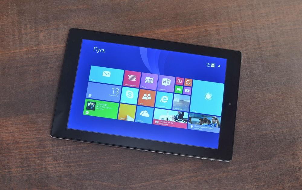 Тестируем bb-mobile Techno W8.9 3G: стеклянный 4х-ядерный планшет на Windows 8.1 - 1