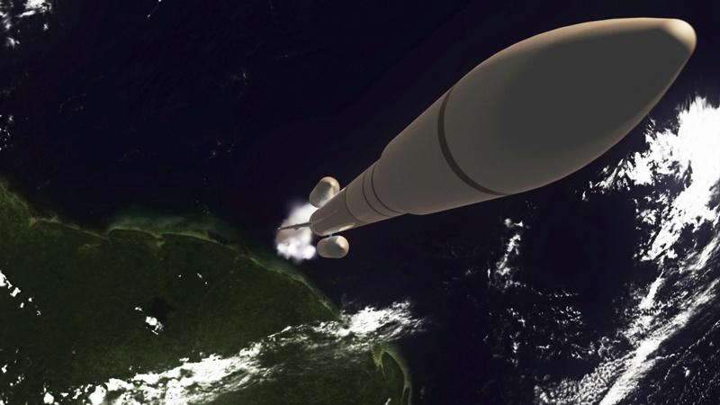 Airbus вступает в гонку повторно используемых ракет-носителей - 3