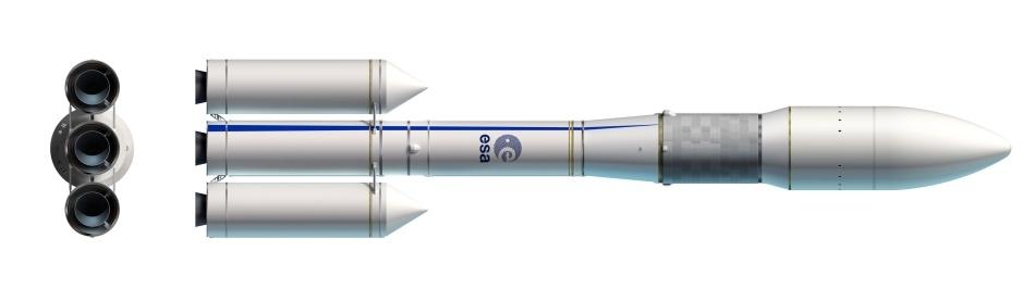 Airbus вступает в гонку повторно используемых ракет-носителей - 4