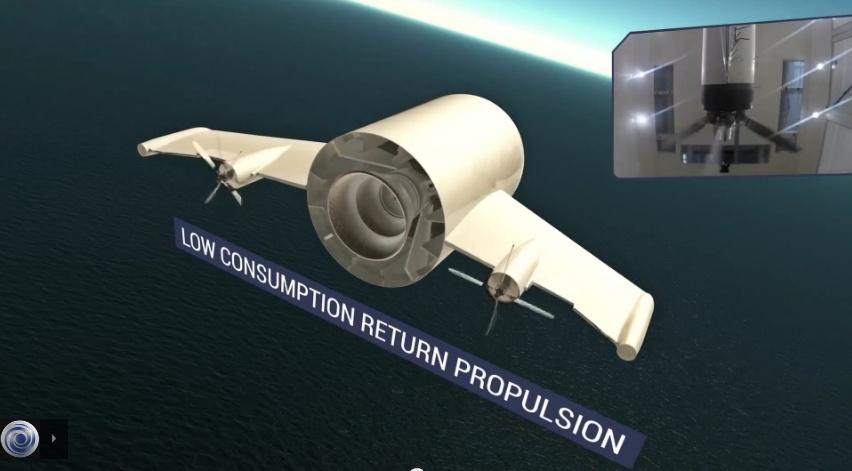 Airbus вступает в гонку повторно используемых ракет-носителей - 5