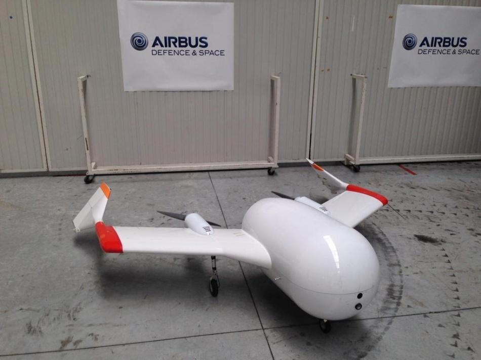 Airbus вступает в гонку повторно используемых ракет-носителей - 9