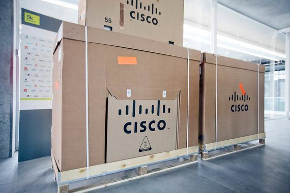 Cisco меняет руководство китайского филиала - 1